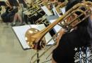 福井市中学校吹奏楽コンサート<br>Crescendo!