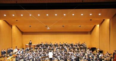 福井市吹奏楽コンサートCrescendo!2