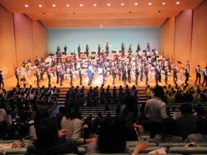 福井市吹奏楽コンサート Crescendo! vol.4