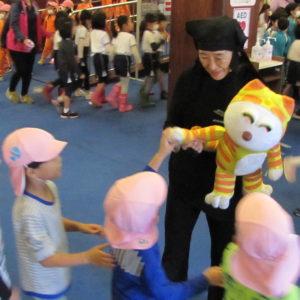 令和元年度福井市幼児演劇鑑賞教室