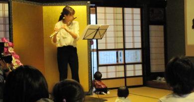 forum lab.3 0才・1才のためのちょこっとクラシック~離乳食付きのフルートコンサート~