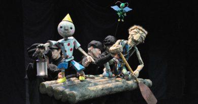人形劇団むすび座「ピノキオ」