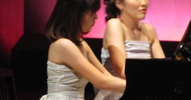 橋本姉妹のピアノ連だんコンサート♪ ~聴いてみよう、弾いてみよう~