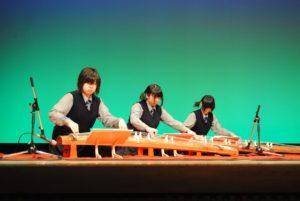 啓新高等学校日本音楽部