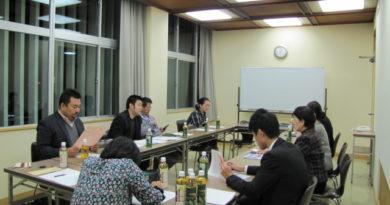 座談会「福井の文化を語る夜」