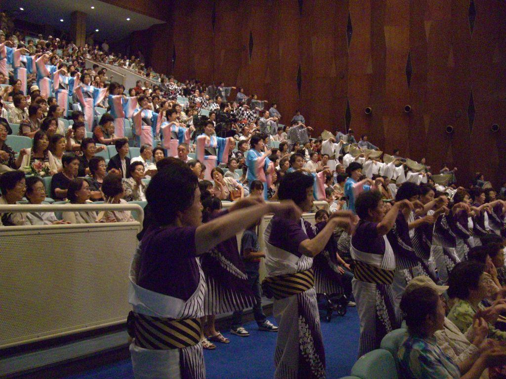 日本の民謡~うたとおどり~ 第10回記念公演